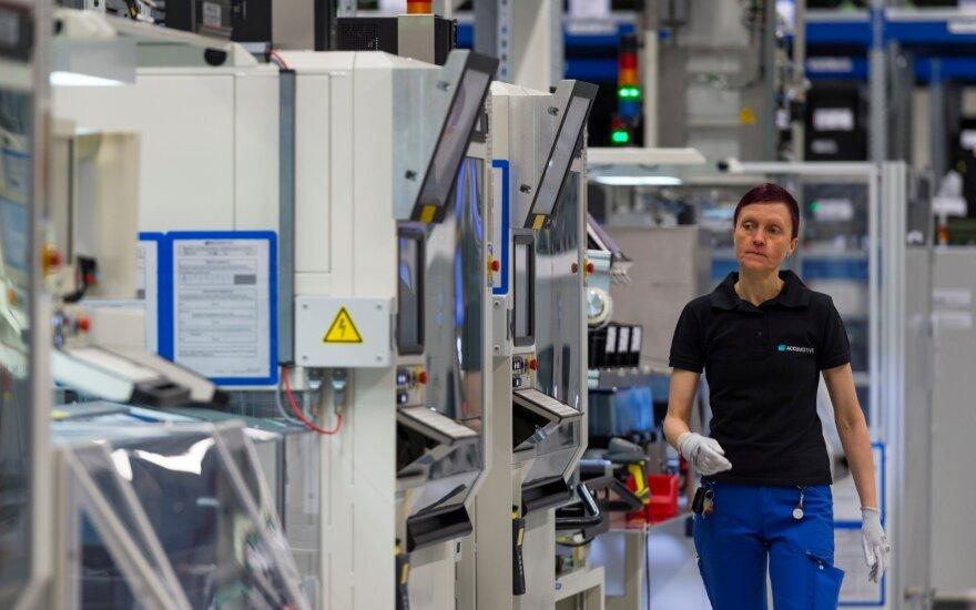 """""""Daimler AG"""" antrinės įmonės baterijų gamykla"""