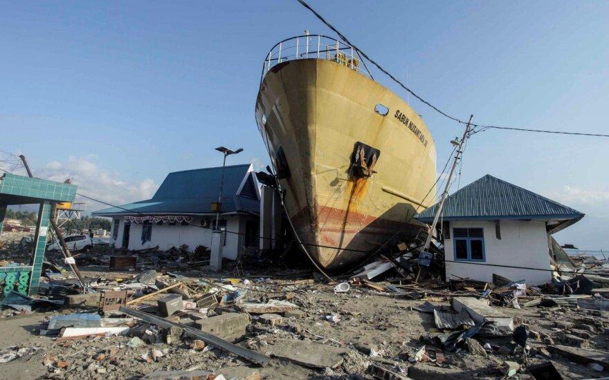 Землетрясение в Индонезии: диспетчера, спасшего лайнер ценой жизни, прославляют как героя