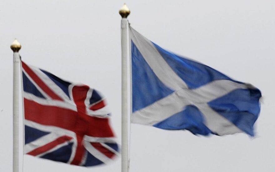 Госдолг независимой Шотландии составил бы 173 млрд. евро