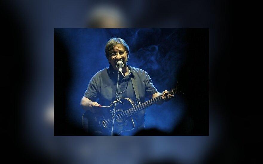 Онлайн-интервью: Юрий Шевчук в студии Delfi. Концерт в Риге перенесен