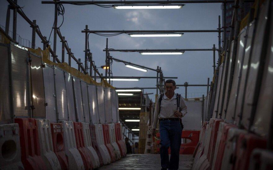 Kinijos traukinių stotis