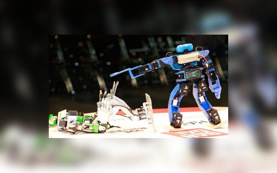 Южная Корея отправит на границу боевых роботов