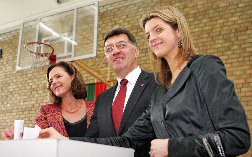 Компания дочери Буткявичюса в Бирштонасе работает нелегально