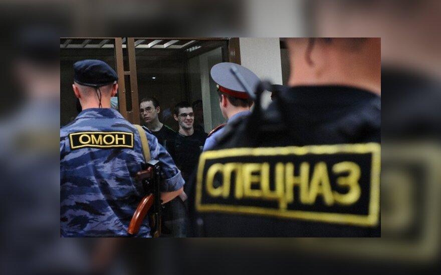 В квартиру бывшего замглавы МВД РФ пришли с обыском