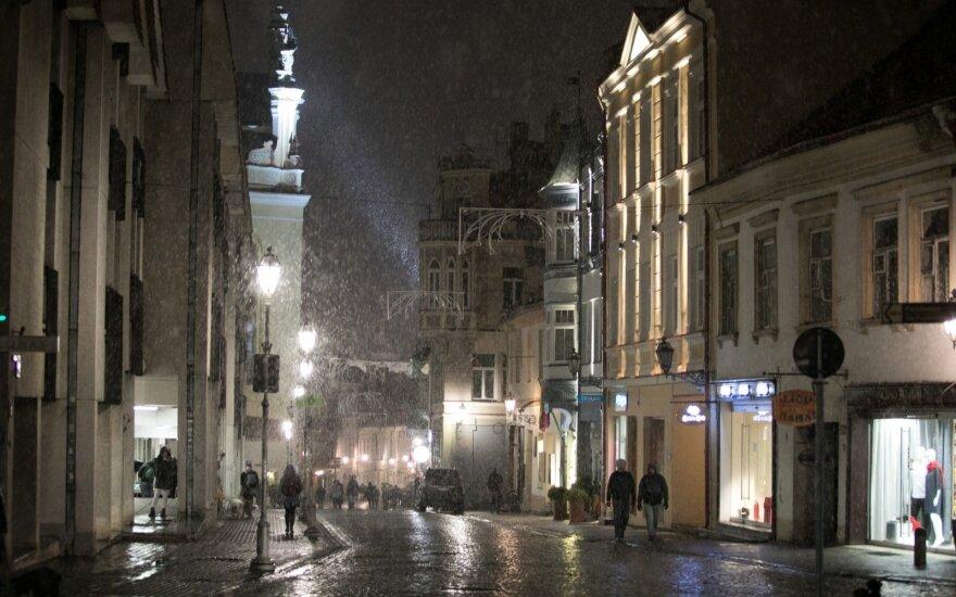 Погода: снег окончательно исчезнет с уходящим годом