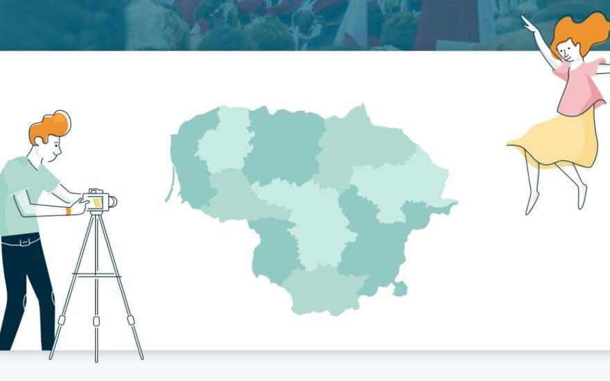 Создан интерактивный портал, который позволит познакомиться с национальными меньшинствами Литвы и выиграть призы (ВИДЕО)
