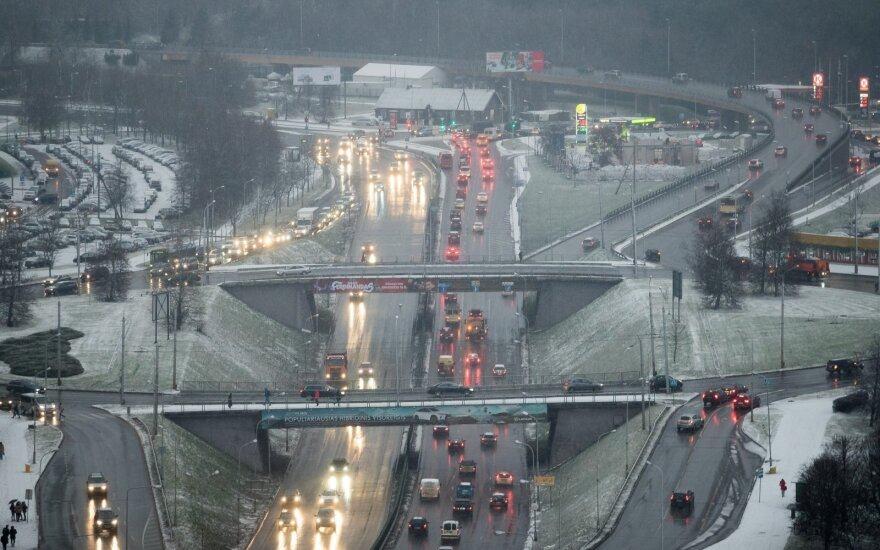 Погода: в Литву идет циклон из Северной Атлантики