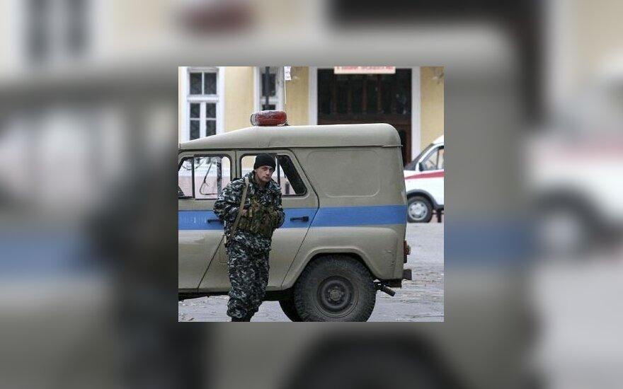 Gruzja: Ostrzelano posterunek graniczny w Osetii Południowej