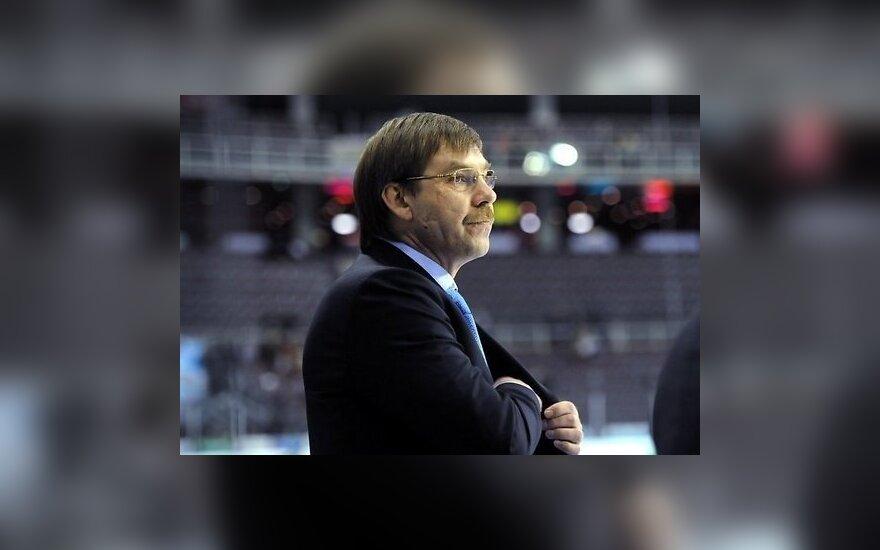 Как Олег Знарок стал самым успешным тренером сборной России