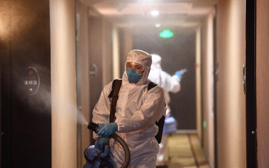 В Европе зарегистрирована первая смерть от коронавируса