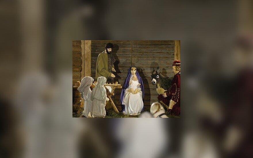Pasterki w Wilnie (porządek nabożeństw)