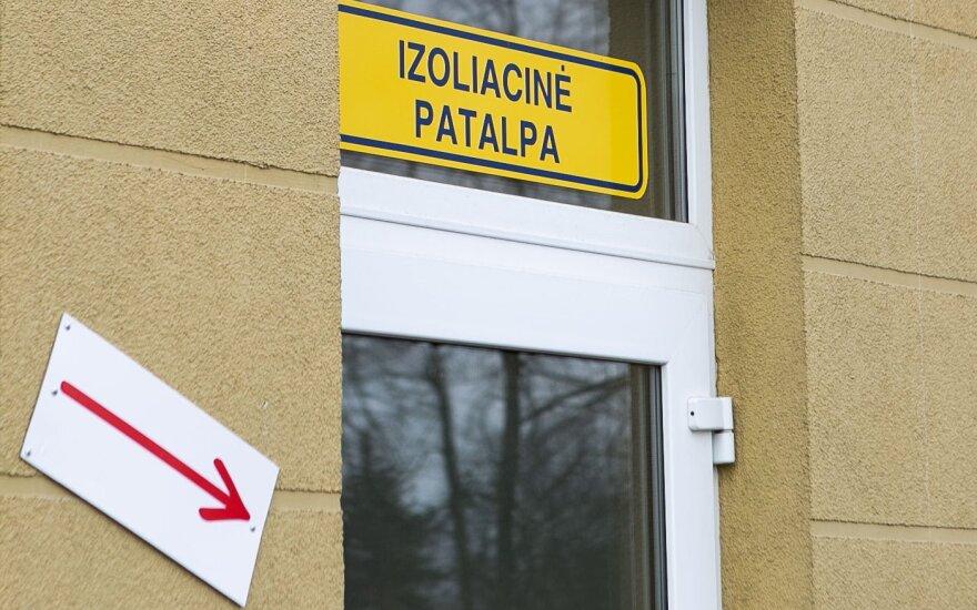 В Шяуляй из-за коронавируса под наблюдением находятся 12 человек: в их числе и учитель закрытой гимназии