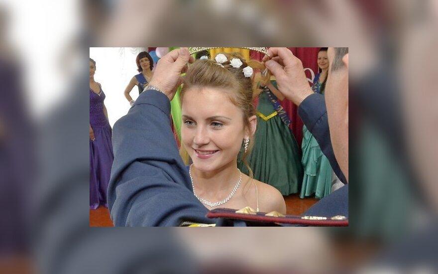 В Сибири в Женский день выбрали тюремную мисс