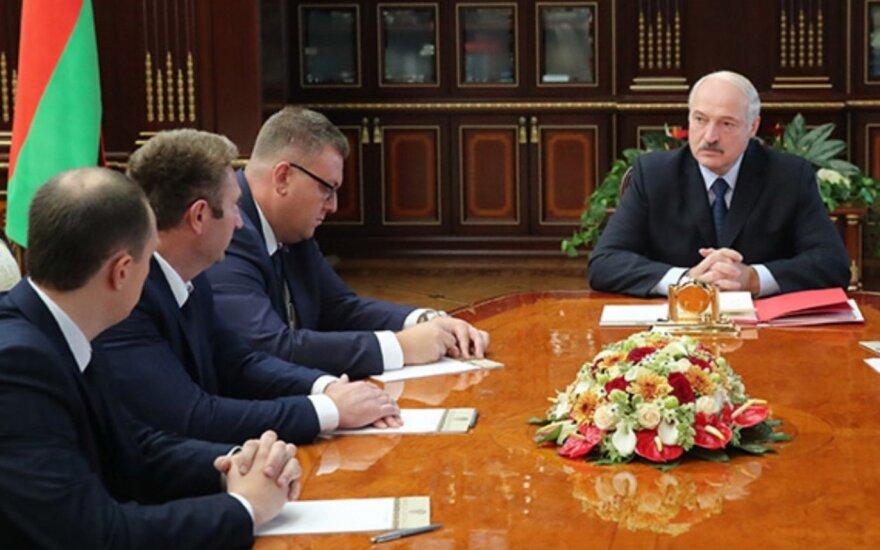 Лукашенко назначил посла в Латвии
