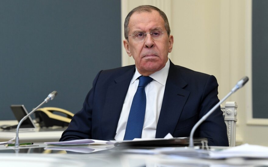 Sergejus Lavrovas