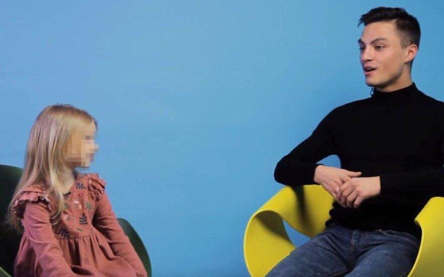 СК завел дело о сексуальном насилии из-за видео, где дети задают вопросы гею