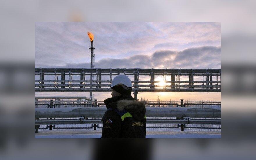 """ЕК рассмотрит жалобу в связи с возможными нарушениями """"Газпрома"""""""