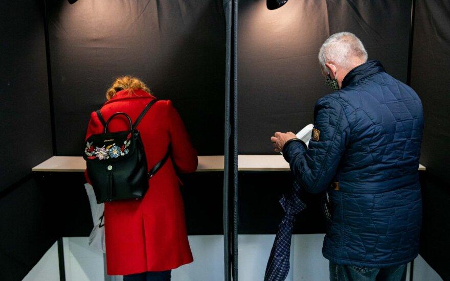 Коронавирус установили у членов избирательных комиссий в Швенченском и Клайпедском районах