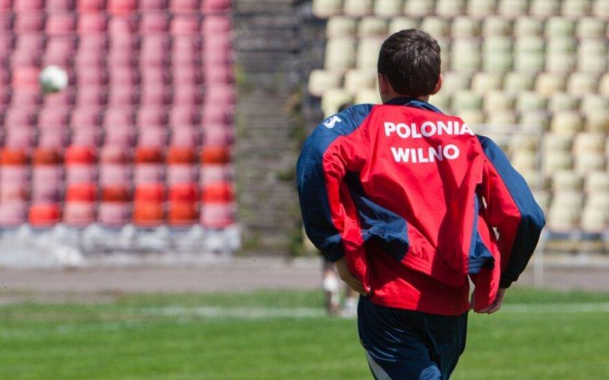 Polonia Wilno zagra jednak w I lidze