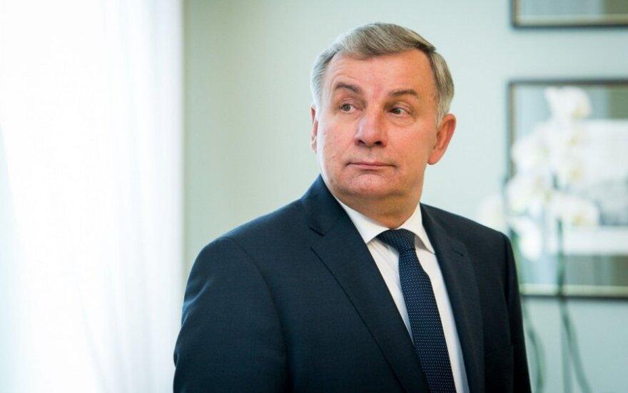 Rimantas Sinkevičius zostawia tylko jednego wiceministra energetyki i to nie będzie Renata Cytacka