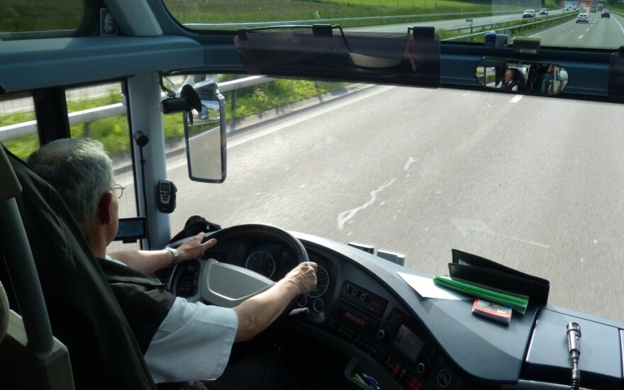 Keleivinis autobusas