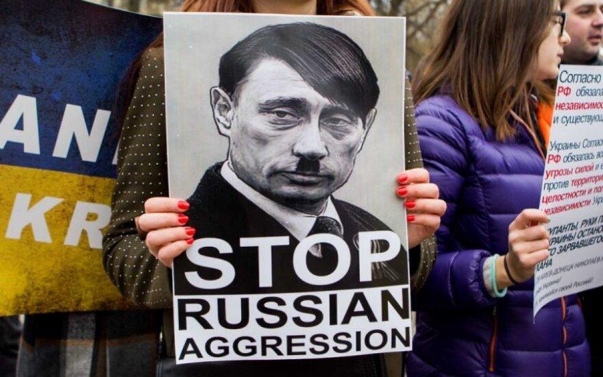 Украинская община обратилась к Грибаускайте с письмом благодарности