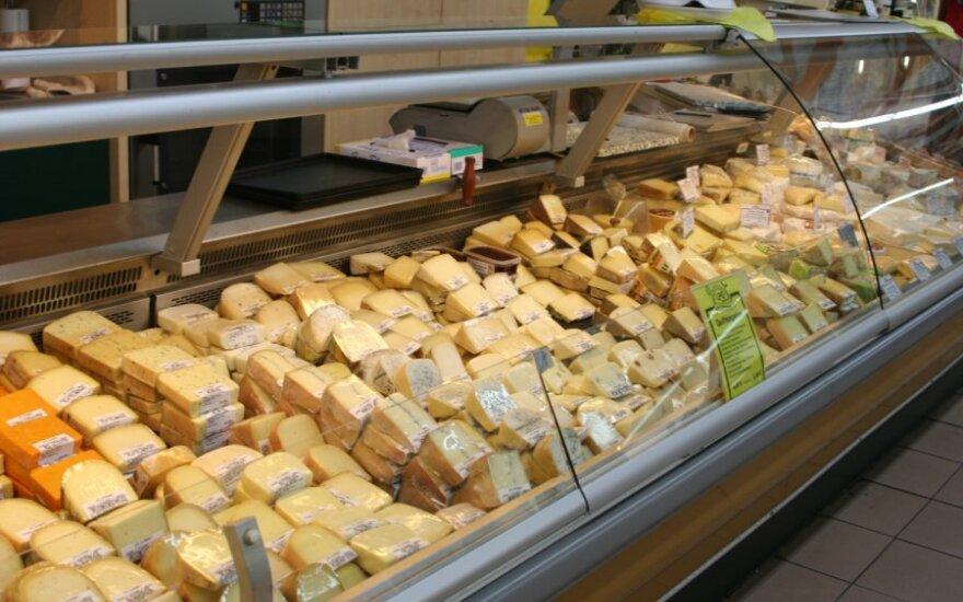 Запрет на ввоз молочной продукции из Литвы могут ввести на следующей неделе