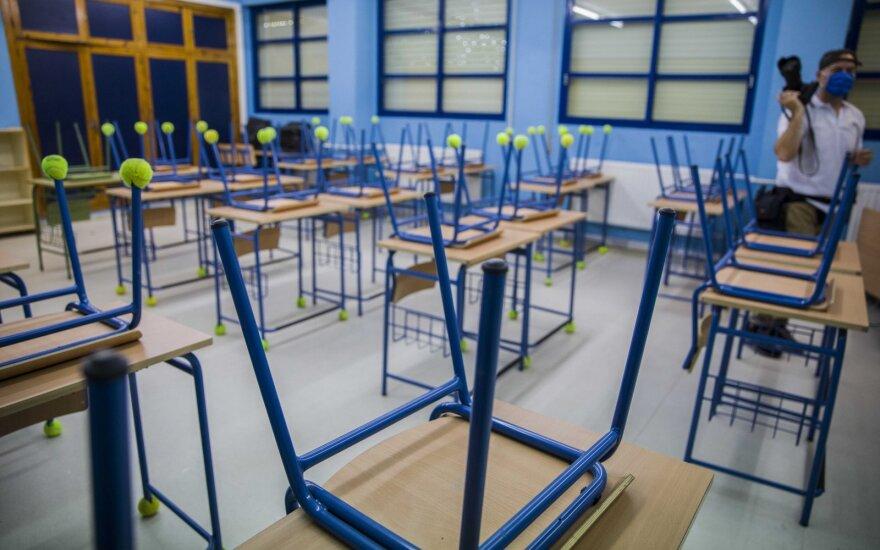 ОЭСР рекомендует Литве объединить небольшие школы