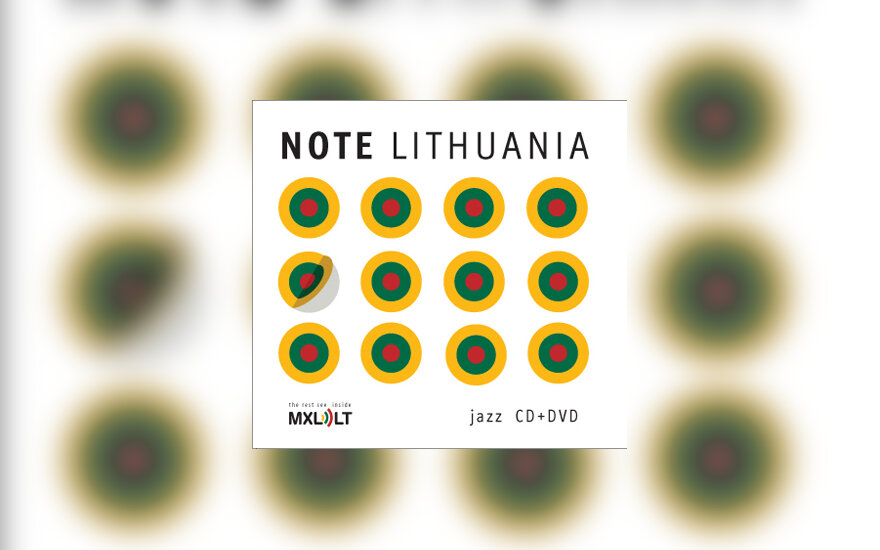 """Note Lithuania"" džiazas"