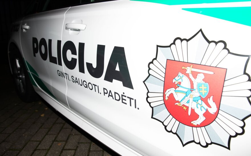 В Вильнюсе обнаружено тело мужчины