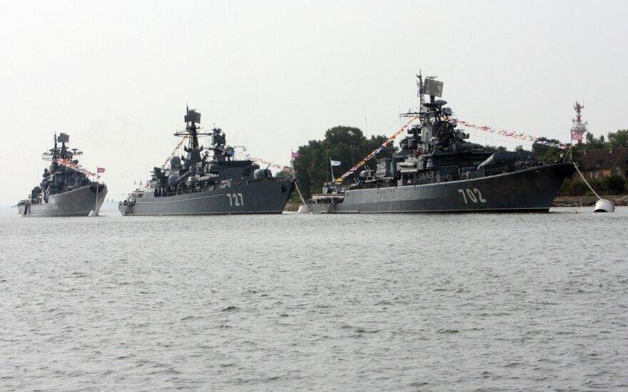 Стали известны имена новых руководителей Балтийского флота РФ