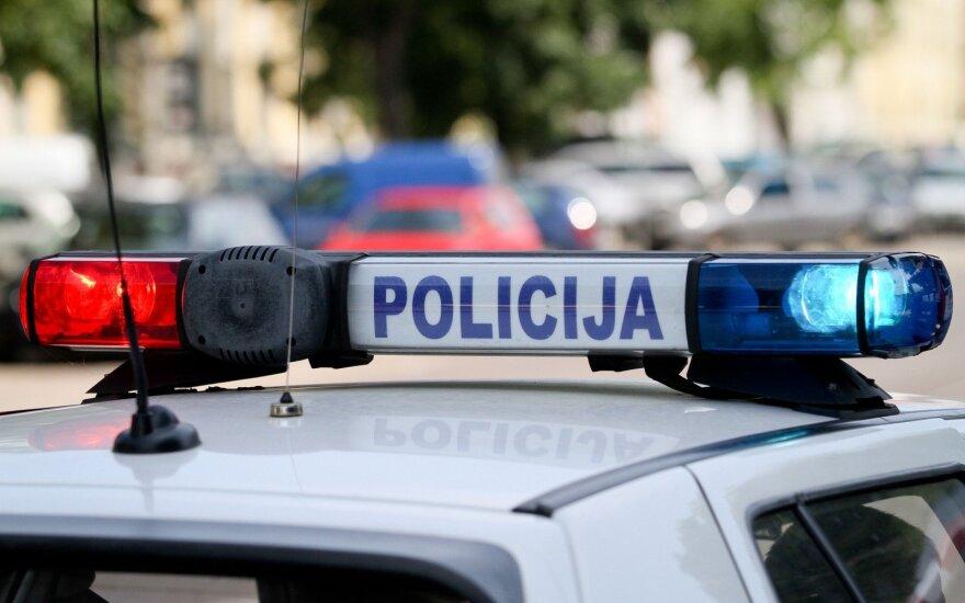 В Тракайском районе найдено взрывное устройство