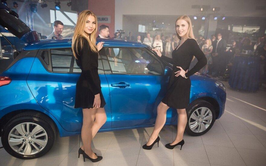 Рынок новых автомобилей в Литве в этом году вырос почти на четверть