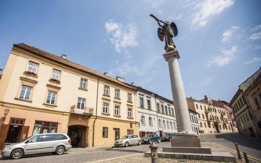 Однокомнатная квартира в Вильнюсе может стоить 110 000 евро