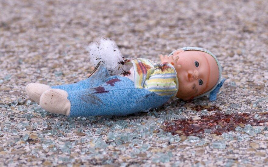 Драма 4-месячного младенца в Каунасе: службы ищут причины