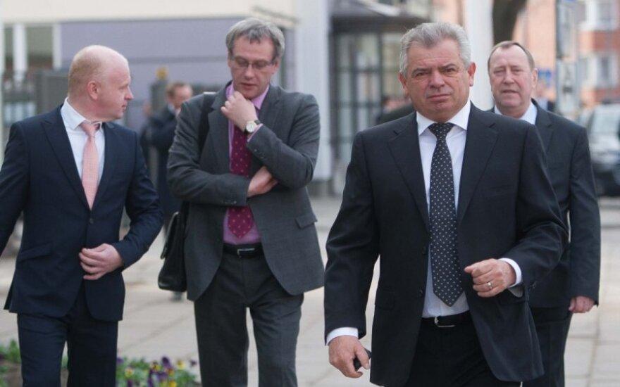В России предпринимателя из Литвы Кучинскаса обвиняют в крупном мошенничестве