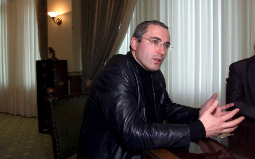 Ходорковский не намерен идти в политику