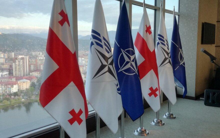 10 лет спустя после саммита в Бухаресте: Грузия всё еще надеется, что ее примут в НАТО
