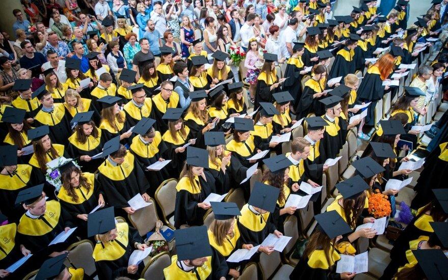 European Humanities University graduation in Vilnius 2016 Photo by Kilimas Arts