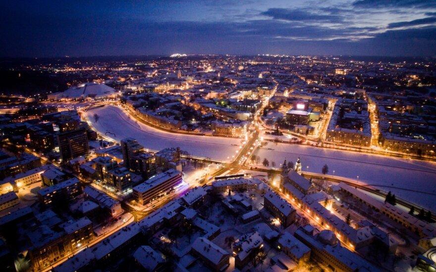 К зиме растет поток российских туристов в страны Балтии