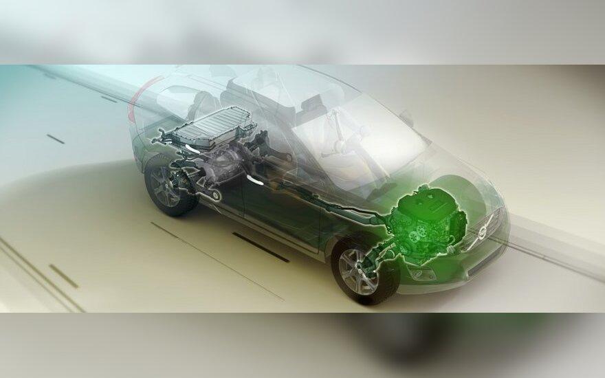 Volvo дразнит поклонников новым кроссовером