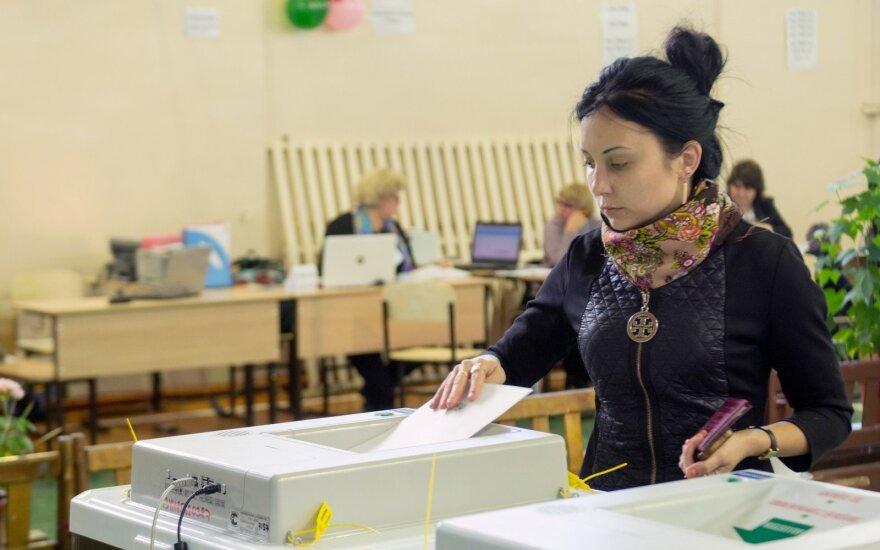 Российские СМИ: бойкот выборов могут запретить законодательно