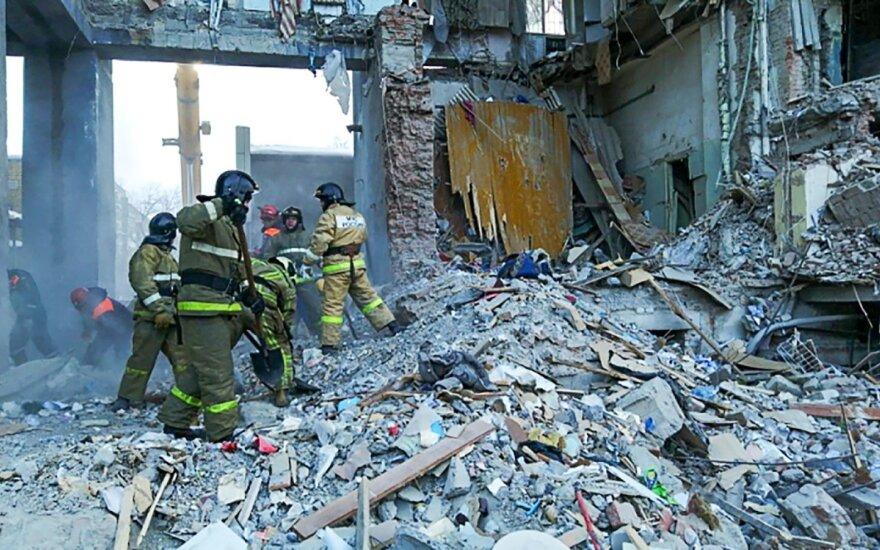 Опознаны все погибшие при обрушении дома в Магнитогорске