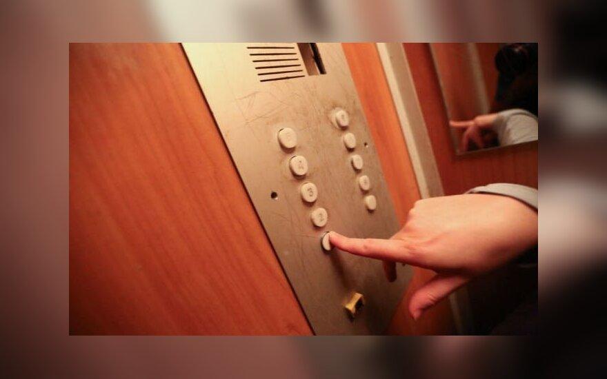 В друскининкайском санатории Belorus упал лифт