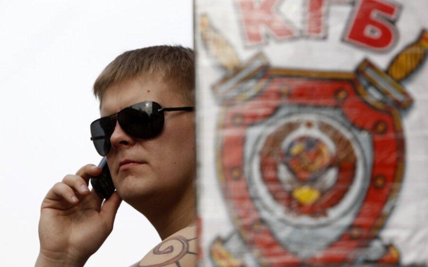 Rezerwiści KGB usunięci z partii konserwatystów