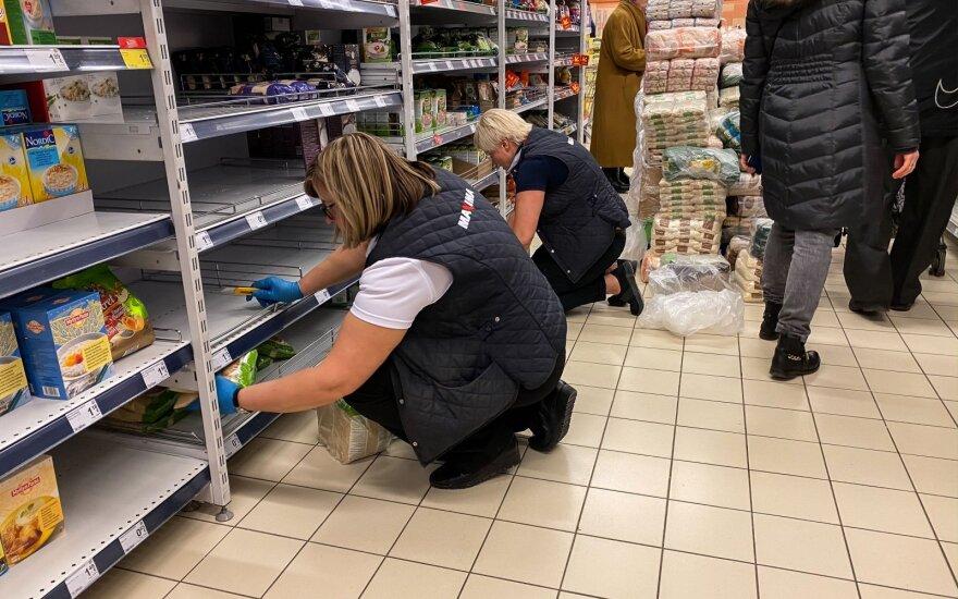 Представители торговых центров рассказали, что покупают жители Литвы