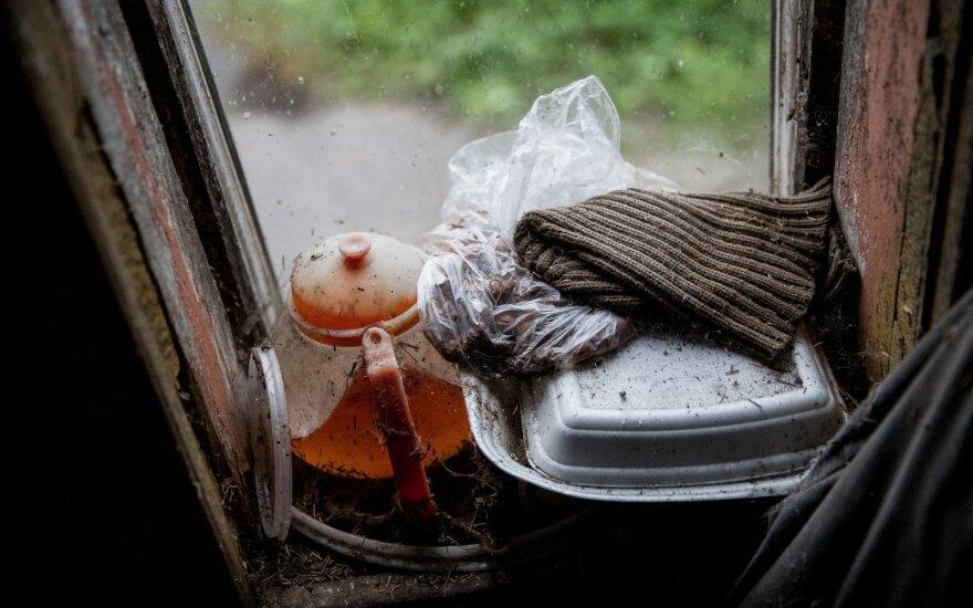 В нищете живут сотни тысяч жителей Литвы: положение некоторых продолжает ухудшаться