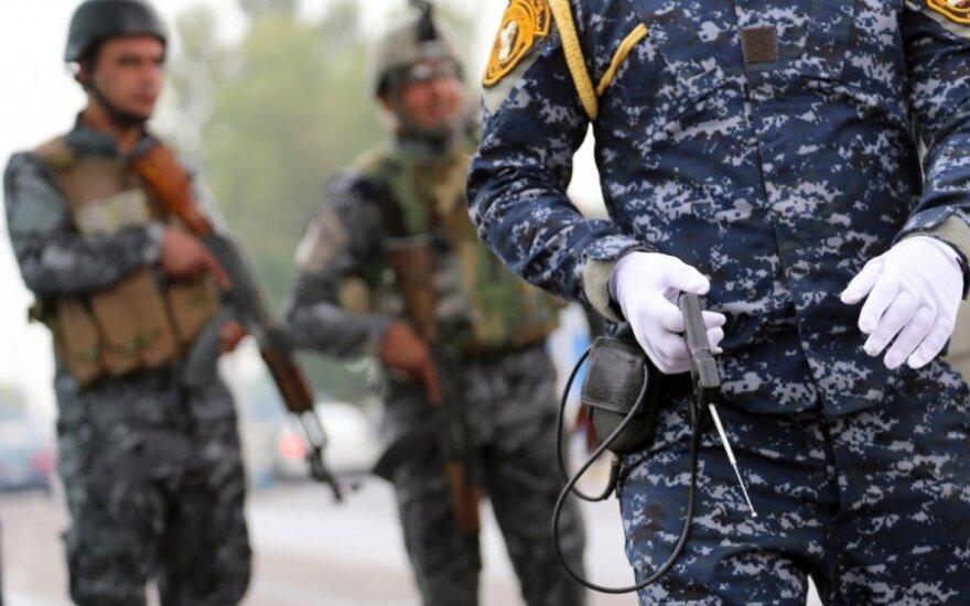 Sprogmenų ieškiklis Irake