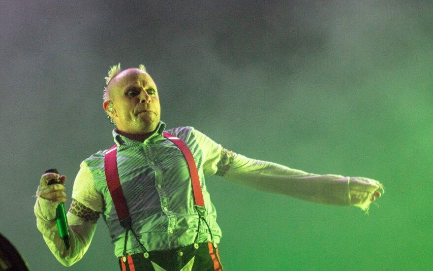 """""""The Prodigy"""" pasirodymas """"Positivus"""" festivalyje"""