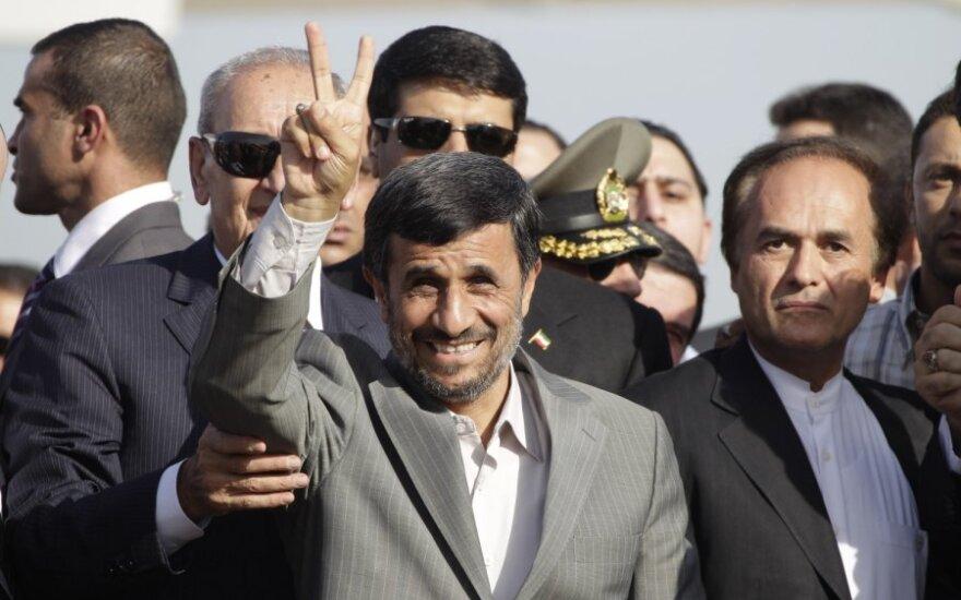 Iran: Ahmadineżad wezwał do likwidacji Izraela